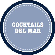 Cocktails del mar