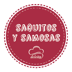 Saquitos y samosas