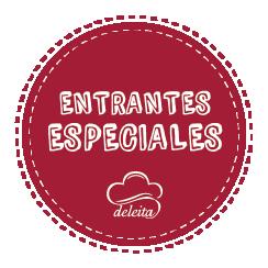 Entrantes especiales