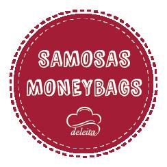 Samosas, Moneybags, Miniatures.
