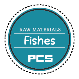 Raw Materials - Fishes