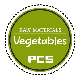 Raw Materials - Vegetables