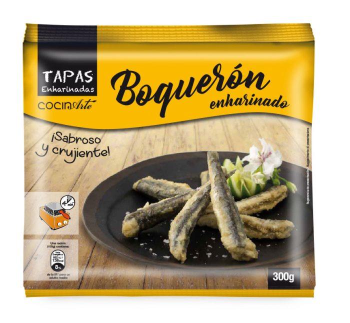 Boqueron Enharinado Cocinarte