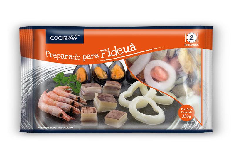 Preparado para Fideuà Cocinarte